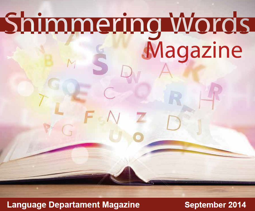 Shimmering Words Magazine No. 4