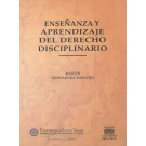 Enseñanza y Aprendizaje del Derecho Disiplinario